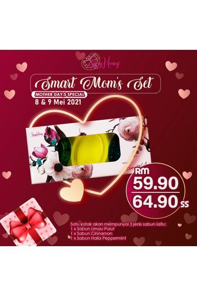 Smart Mom's Set - Gift Set Sabun A