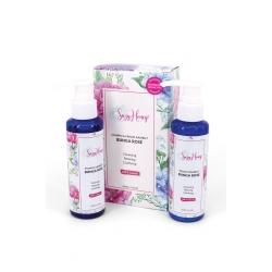 Bunga Rose Shampoo & Conditioner